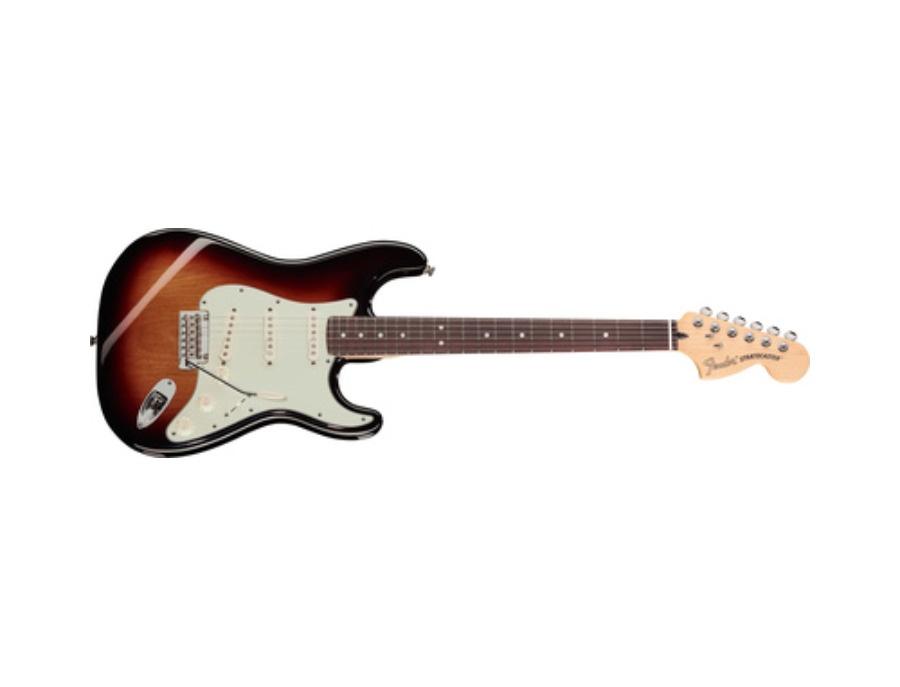 Fender Deluxe Roadhouse Strat 3TSB