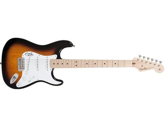 2014 Fender Eric Clapton Masterbuilt Stratocaster Sunburst