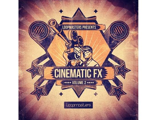 Loopmasters Epic Cinematic FX 2