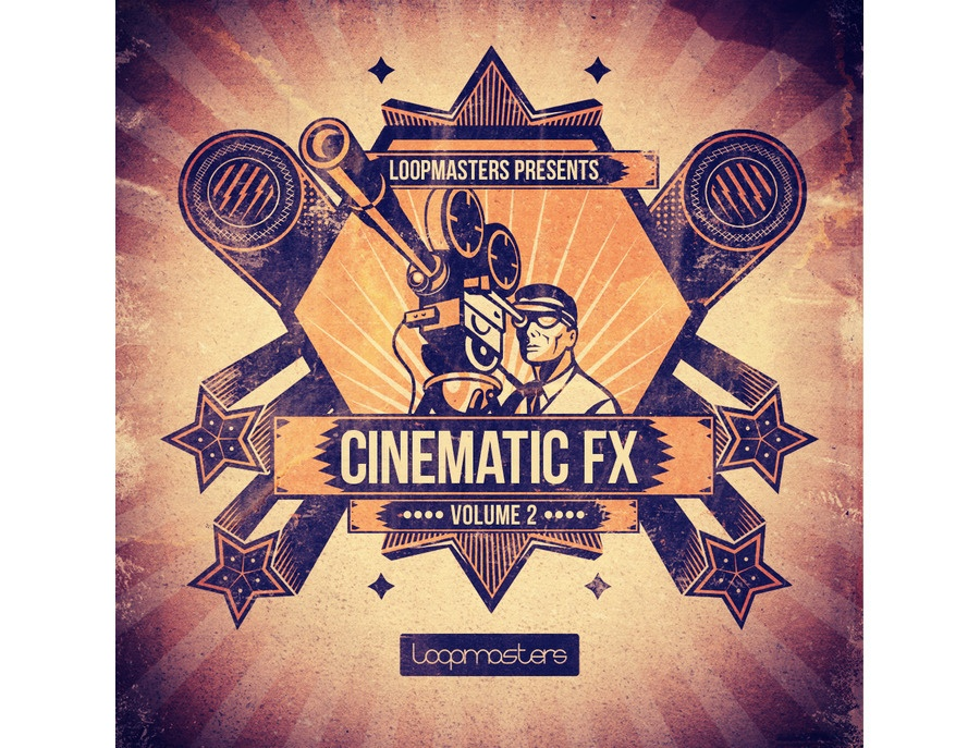 Loopmasters Epic Cinematic FX 2