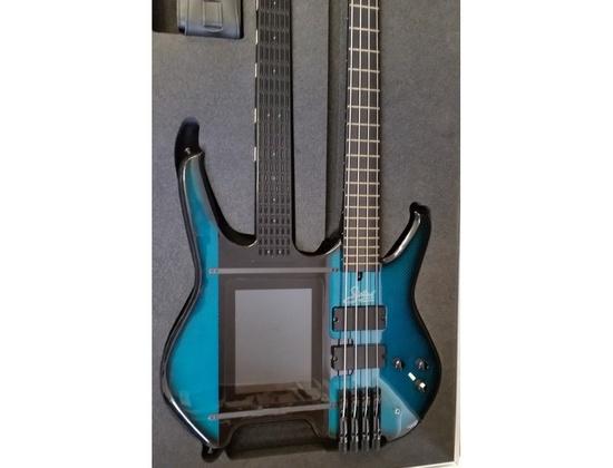 Kitara Doubleneck Bass