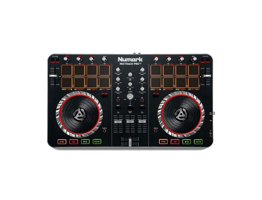 Numark MixTrack Pro II DJ Controller with Audio I/O