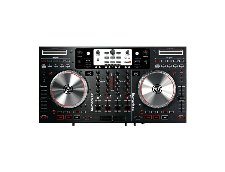 Numark NS6 Digital 4-Channel DJ Controller