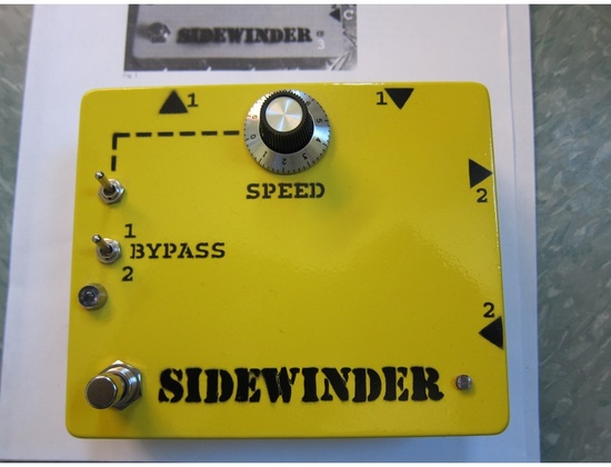 3Xfx Sidewinder - Stereo Switching Effect