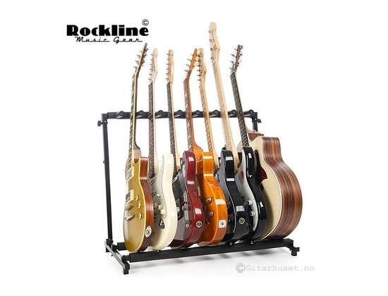Rockline GS 028 - 7 Guitars