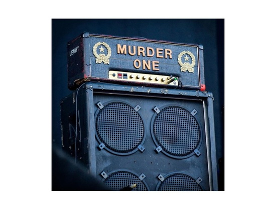 "1976 Marshall Super Bass Head ""Murder One"""