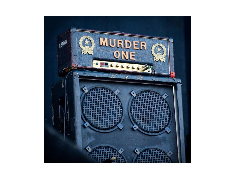 "1976 Marshall Super Bass Head ""Murder One"""