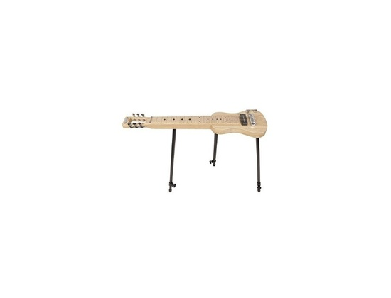 Homemade Left Handed Lap Steel slide guitar
