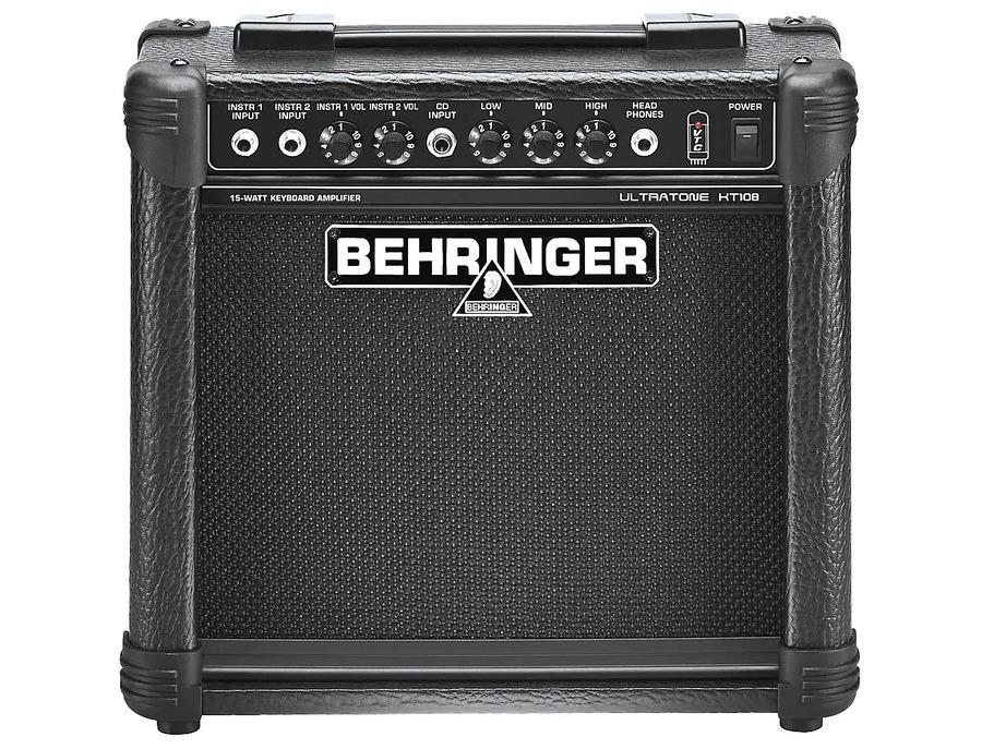 Behringer Ultratone KT108 15w Keyboard Amplifier