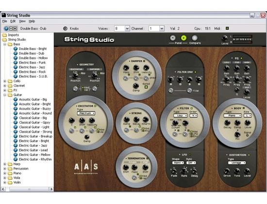 AAS String Studio v1.0
