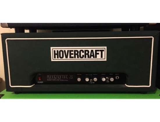 Hovercraft Hammersprite SN3 Head (One-Off)