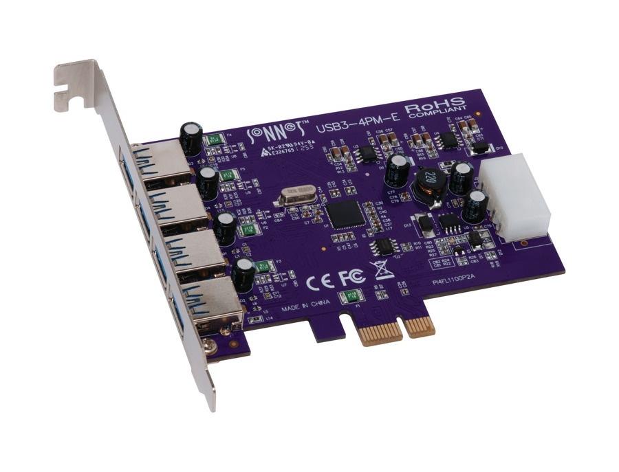 Sonnet Technologies Allegro USB 3.0