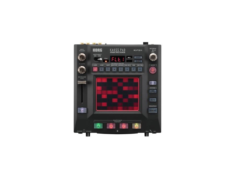 Korg KP3+ Kaoss Pad Dynamic Effects Unit/Sampler