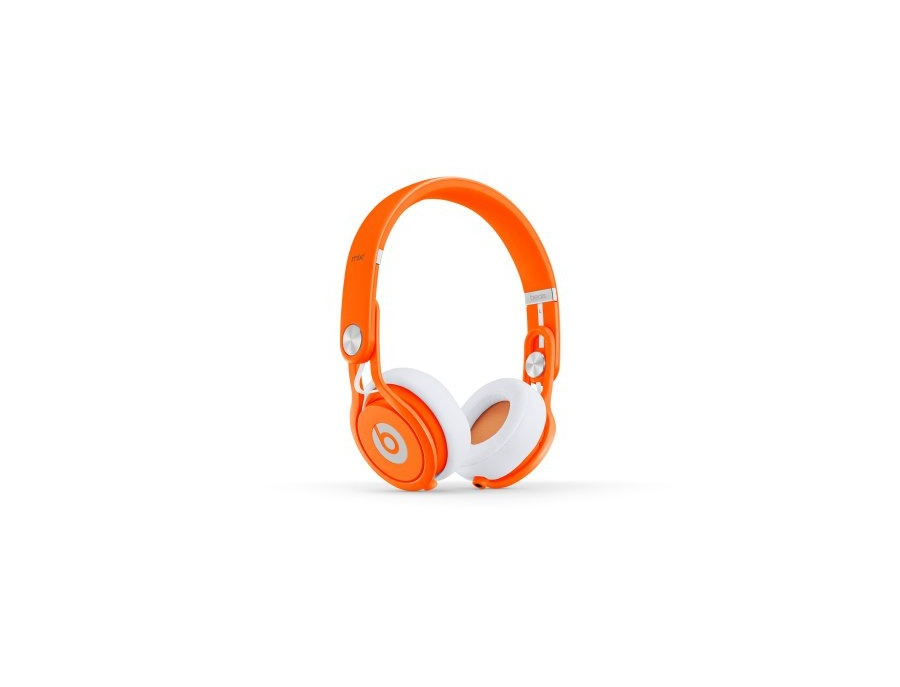 Beats Mixr Neon Orange Limited Edition