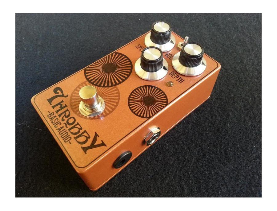 Basic Audio Throbby