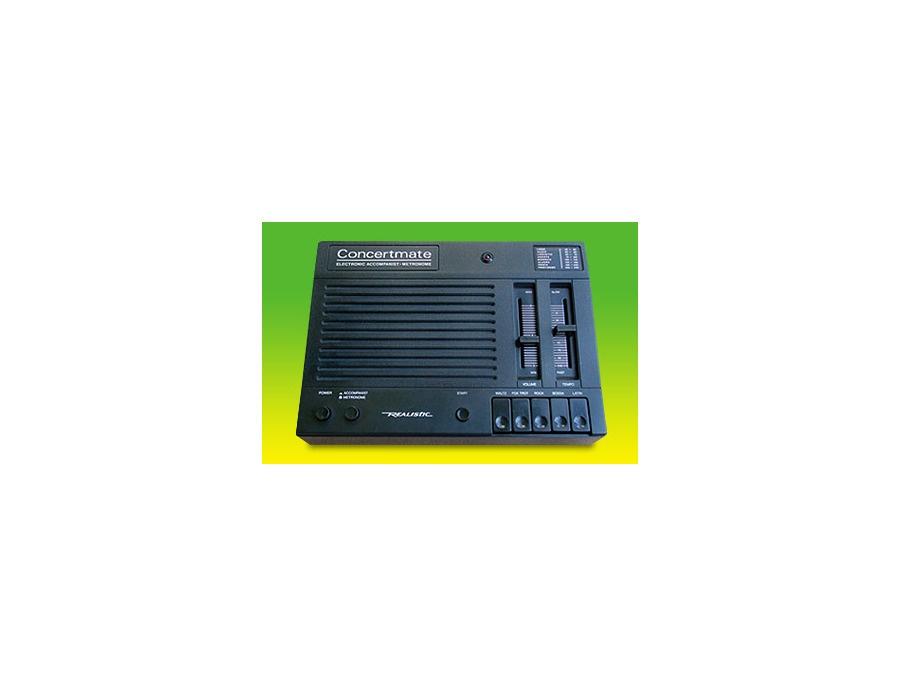 Realistic Concertmate Rhythm Box