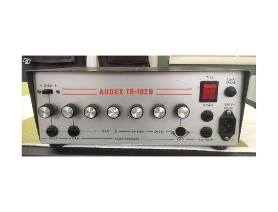 Audex TR-102 B
