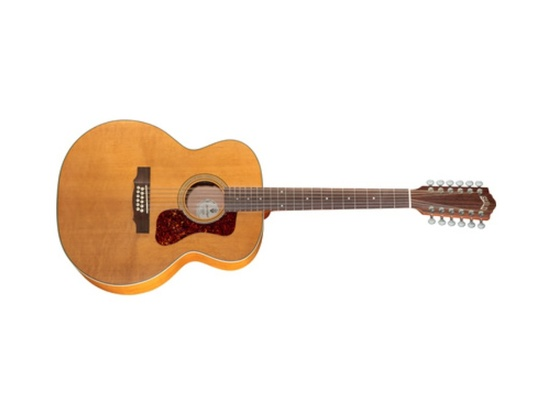 Guild F-2512E Maple Westerly Archback