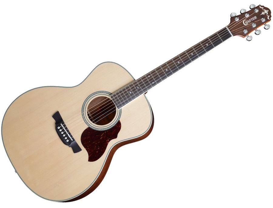 Crafter ga6 acoustic guitar xl