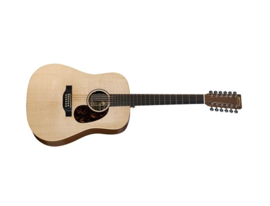 Martin Guitars D12X1AE NAT