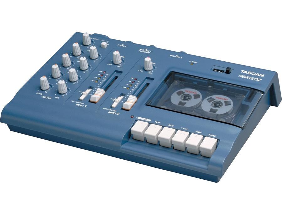 Tascam Porta 02 Tape Recorder