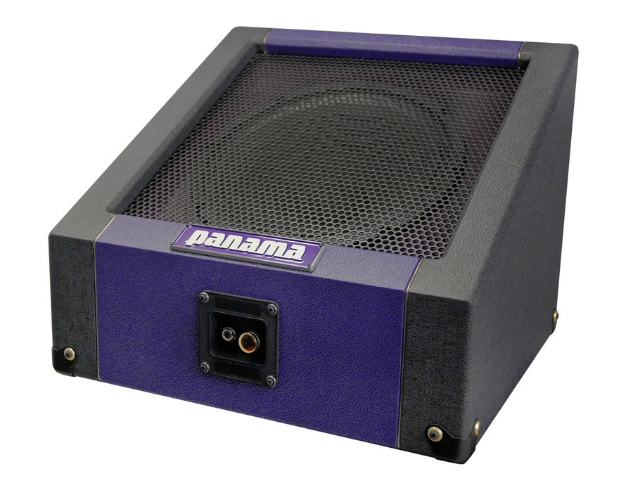Panama Guitars Road Wedge 1x12 Guitar Monitor Cabinet