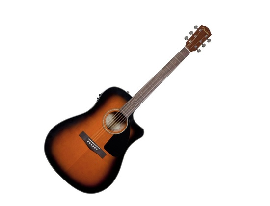 Fender CD-60CE (Sunburst)