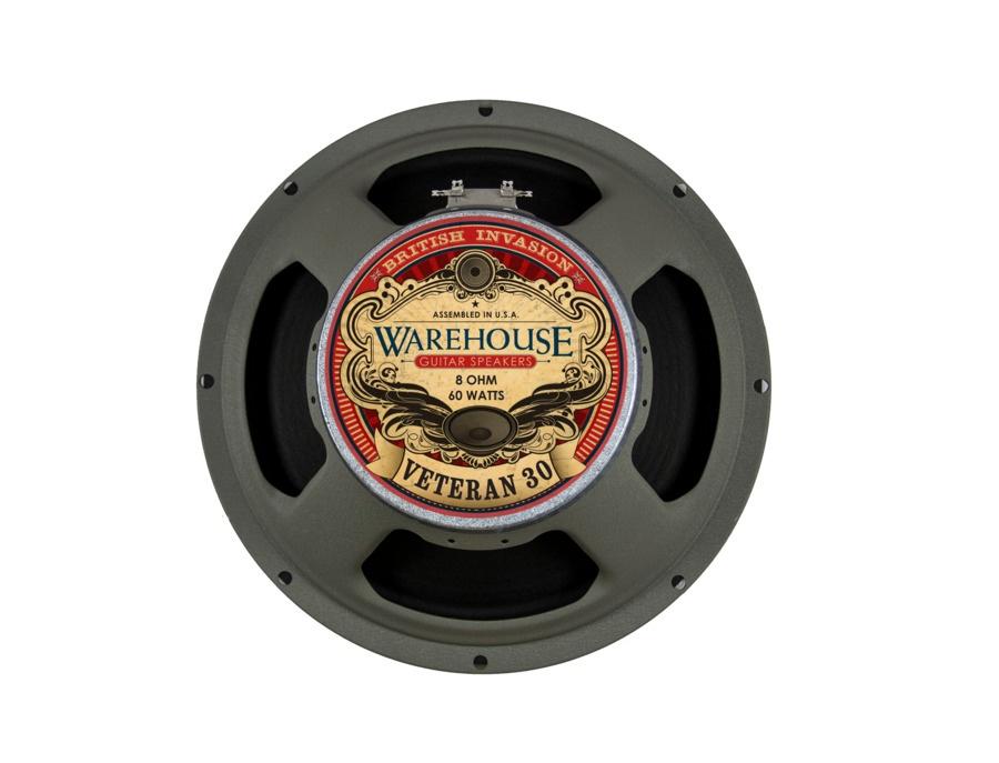 Warehouse Guitar Speakers Vet 30