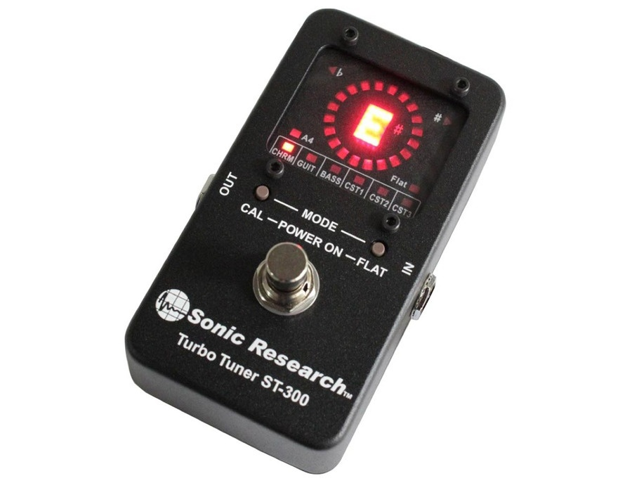 Sonic research turbo tuner st 300 xl