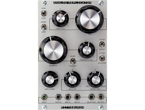 Pittsburgh Modular Synthesizers Analog Replicator Module
