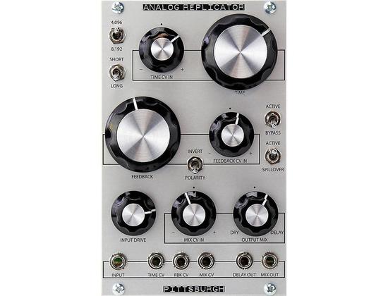 Pittsburgh Modular Synthesizers Analog Replicator Module