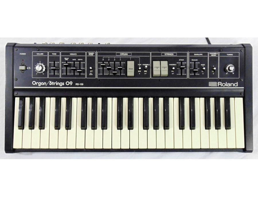 Roland Organ/Strings RS-09