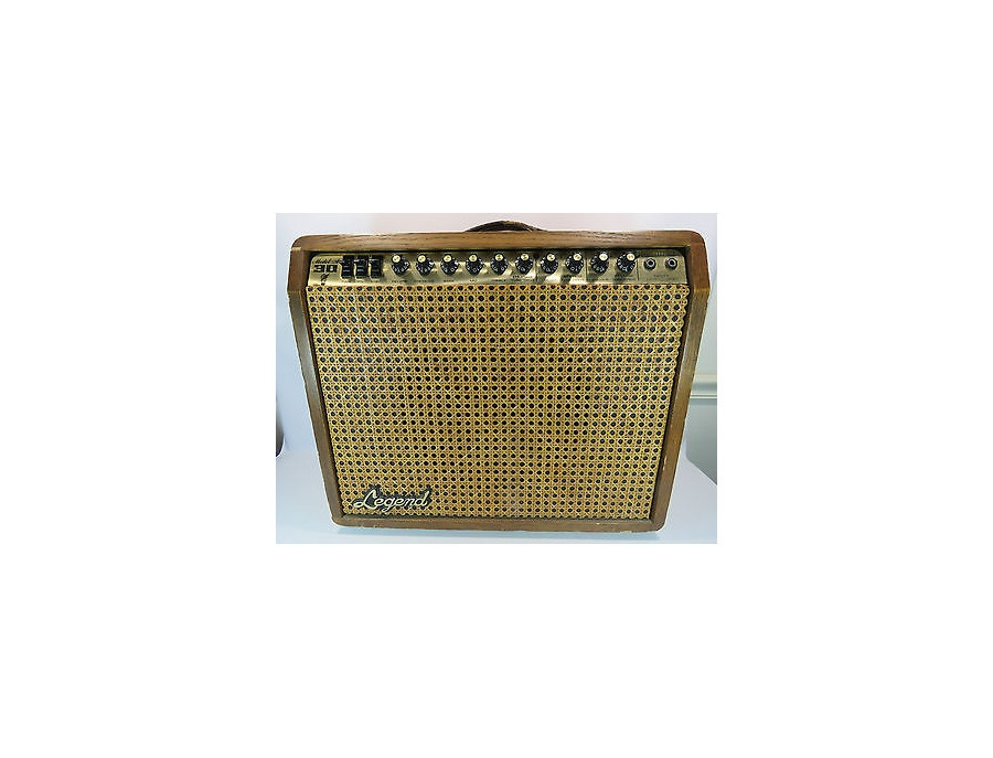 Legend Model A 30 Watt Hybrid Amp
