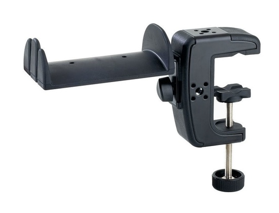 K&M 16085 Headphone holder with table clamp