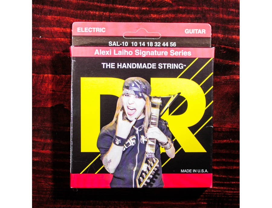 DR SAL-10 Alexi Laiho Signature Strings (.10-.56)