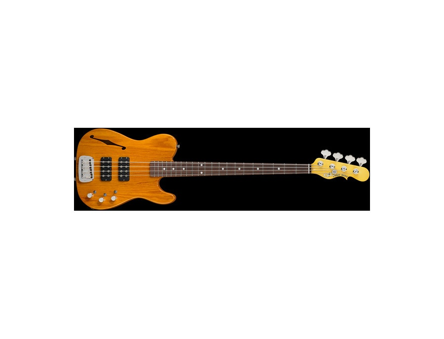 G&L ASAT Bass Semi-Hollow