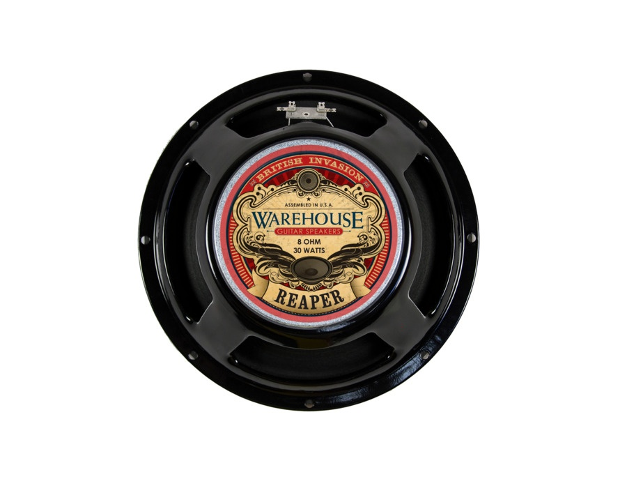 "Warehouse Reaper 55Hz 12"" 30W British Invasion Guitar Speaker"