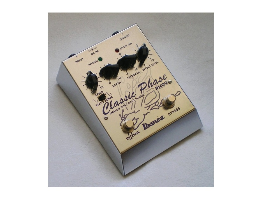 Ibanez Classic Phase PH99 Phaser Pedal