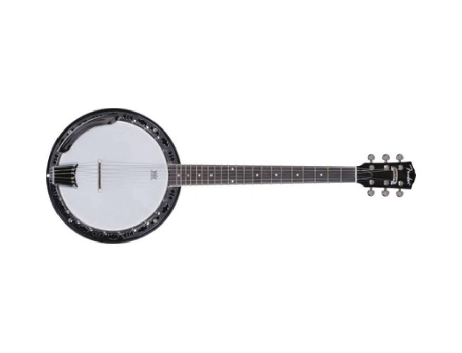 Fender Rustler 6-string Banjo