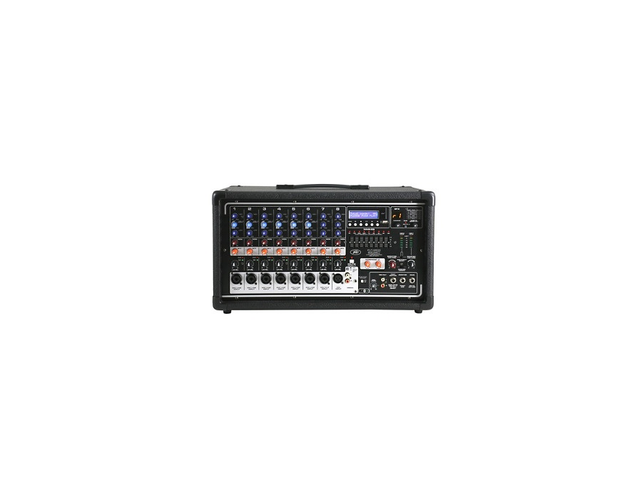 Peavey PVi 8500 8-Channel 400W Powered PA Head with Bluetooth and FX