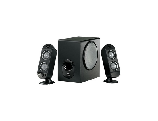 Logitech 2.1 Speakers