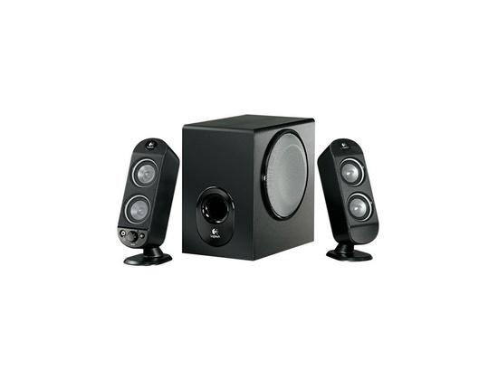 Logitech 2.1 Speakers