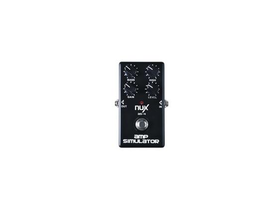 NUX AS-4 Amp Simulator