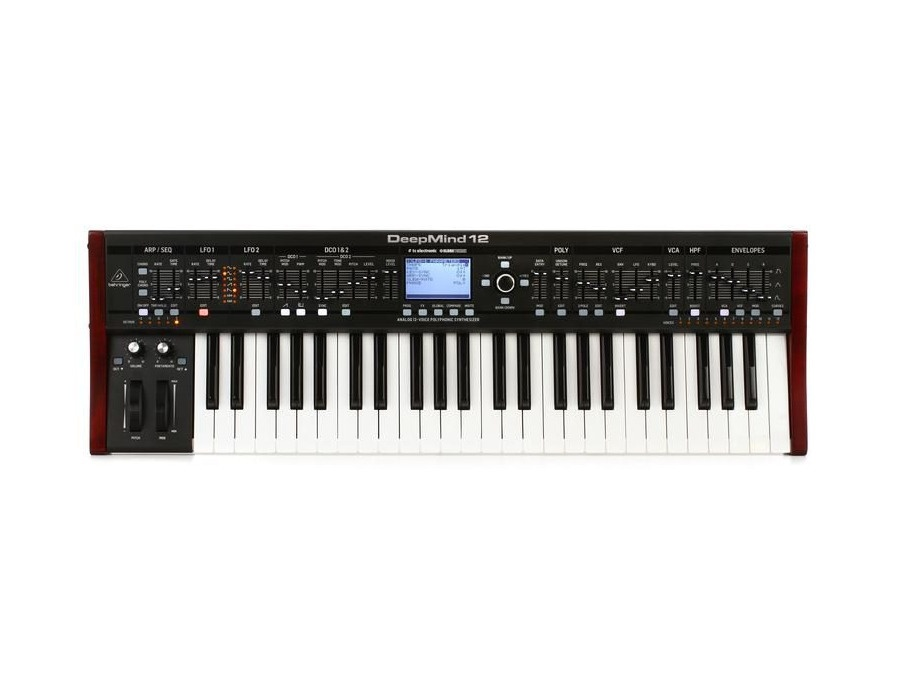 Behringer deep mind 12 xl