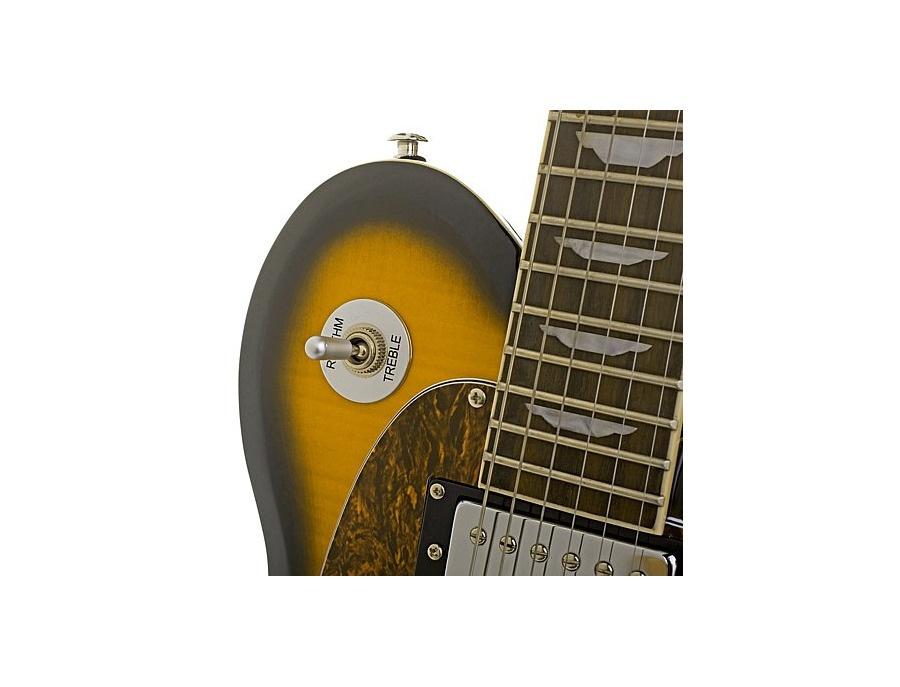 Urban Vintage Solid-Body Electric Guitar