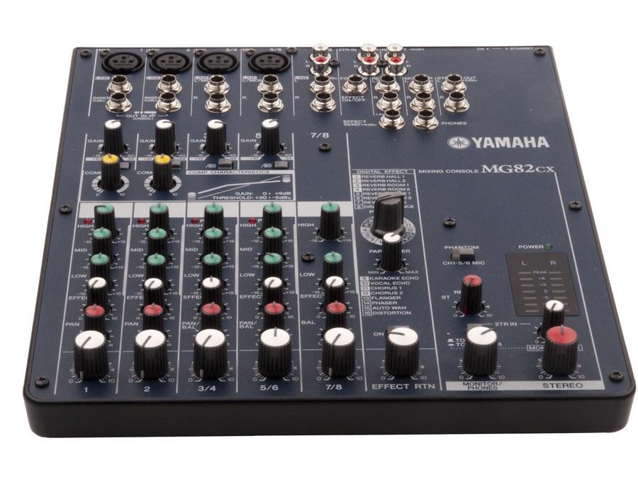 Yamaha MG82cx