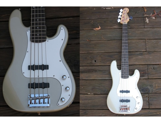 Squier 5-String Bass 50th Anniversary Special Edition