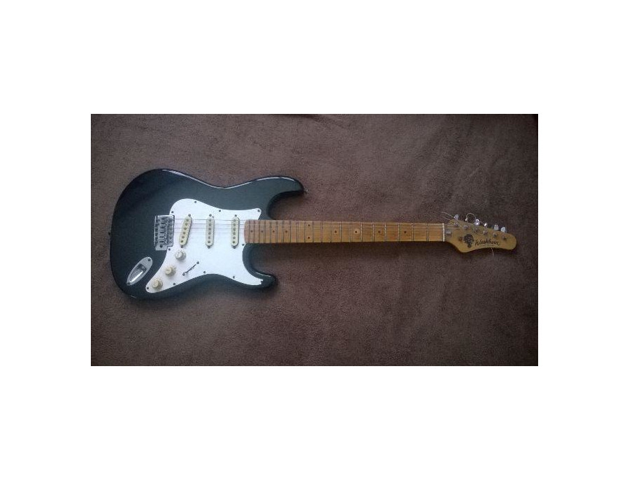 Washburn Lyon Electric Guitar 1995 Reviews & Prices ...