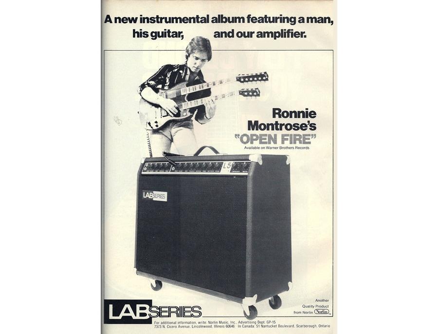1970s Lab Series L11