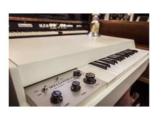 Mellotron MK VI